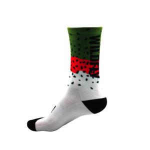 Wildfly Socks – Rainbow Trout